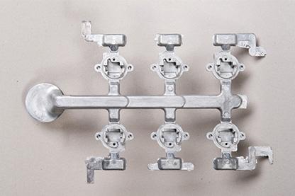 鋁鑄件燃器具